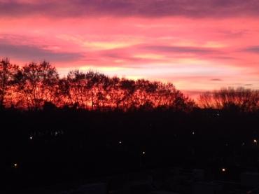 vallis tramonto