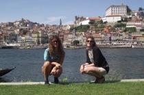 """PORTO, Portogallo #2014. """"Lasciami, oh lasciami immergere l'anima nei colori; lasciami ingoiare il tramonto e bere l'arcobaleno"""" (K.Gibran)."""