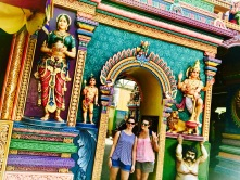 """SINGAPORE #2017. """"Il luogo in cui la ricerca estetica e il messaggio spirituale si fondono nel modo più squisito è l'edificio templare."""""""